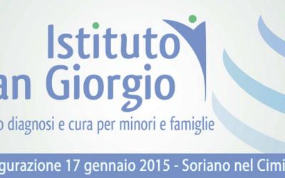 Inaugurazione Istituto San Giorgio
