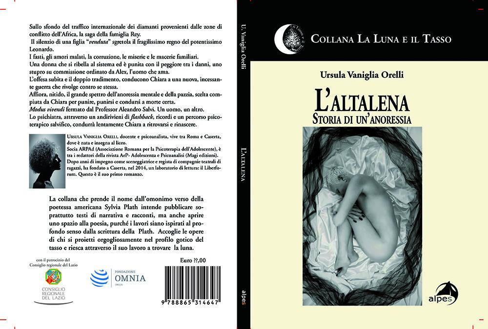 """""""Si può superare l'anoressia basta amarsi ed essere amate"""", prefazione al libro """"L'Altalena"""" del Presidente della Fondazione OMNIA"""